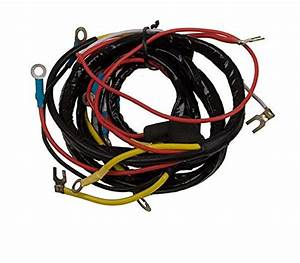 Tisco  U2013 Ford Tractors 8n Wiring Harness  Part No 8n14401c