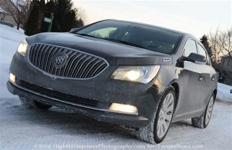 buick lacrosse awd premium review evolution