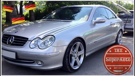 how does cars work 2003 mercedes benz clk class windshield wipe control 2003 mercedes benz clk 320 w209 avantgarde review eng subs youtube