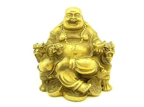 Laughing Buddha Feng Shui Symbol For Good Luck And