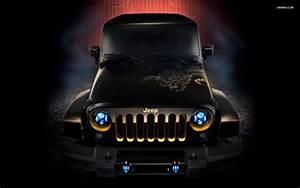 Jeep Wrangler-Dragon Design Full HD Fond d'écran and ...