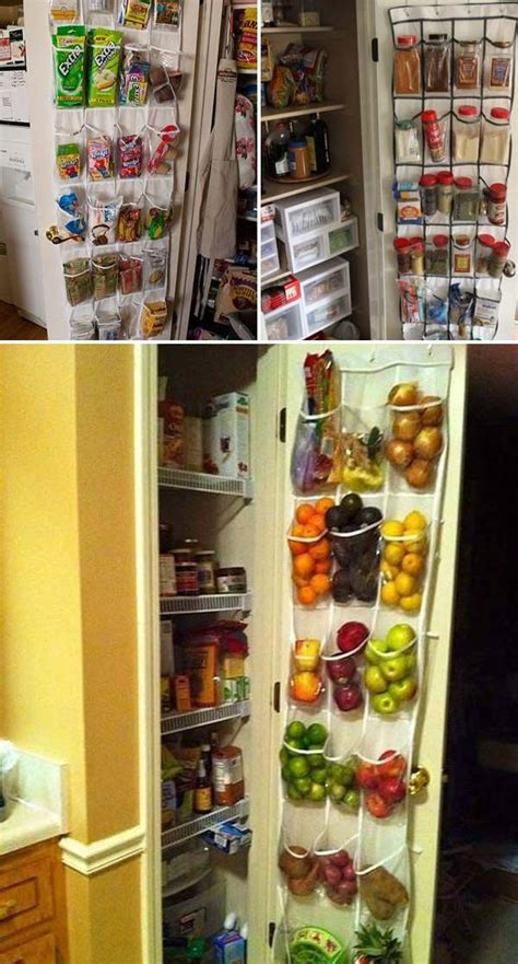 Hanging Pantry Storage by 15 Genius Tips For Creating Hanging Pantry Storage