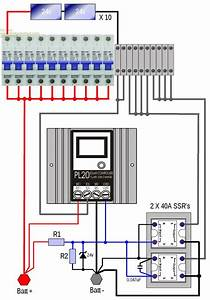 Pl20 Solar Regulator Wiring Diagram