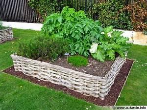 le potager en carres pour demarrer With superb idee pour amenager son jardin 9 comment bien amenager son potager