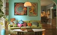 bohemian living room 20 Inspiring Bohemian Living Room Designs - Rilane