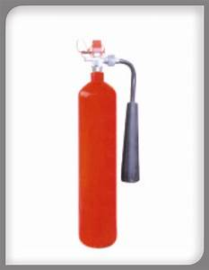 China High Efficiency Carbon Dioxide Fire Extinguisher