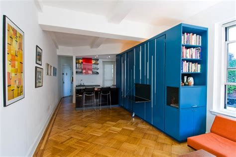 Creative Closets Nyc by 5 Efficient Tiny New York Apartments Normal Projects