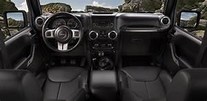 2007 Jeep Wrangler Rubicon Interior