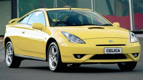 2006 Toyota Celica by Toyota Celica Used Review 1990 2006 Carsguide