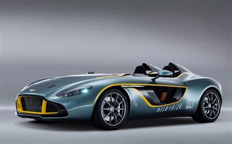 2018 Aston Martin Cc100 Speedster Concept Wallpaper Hd