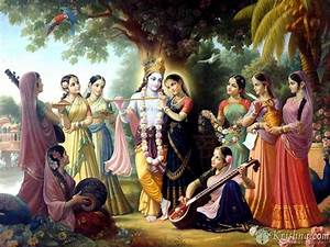Hindu God Wallpapers Gallery: God Radha Krishna HD ...