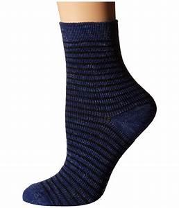 Richer Poorer Skimmer Ankle Wool Navy/Brown