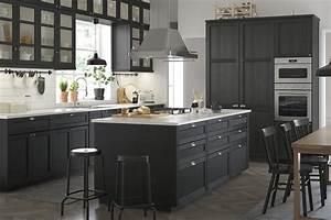 Facades Cuisine Ikea Cuisine Metod Facades Grevsta Acier
