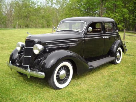 For Sale by 1935 Dodge Touring Sedan For Sale