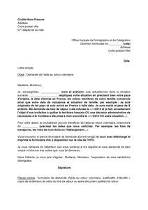 Modele Lettre Invitation Visa Affaire Gratuit