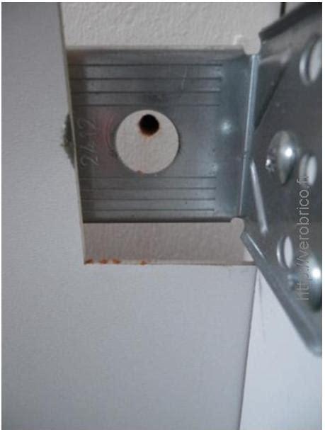 meuble bas cuisine 40 cm profondeur fixer des meubles de cuisine non attenants aux murs le