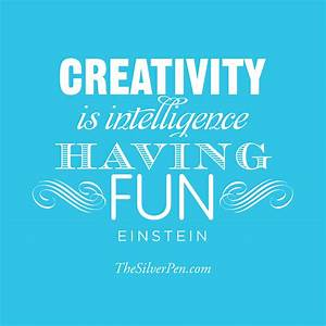 Einstein Creativity And Intelligence Quotes. QuotesGram
