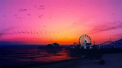 Gta 8k Sunset Nature Wheel Ferris 4k