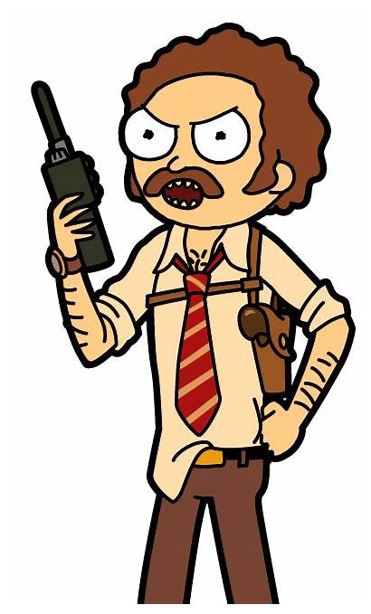 Morty Rick Cartoon Detective Vault Characters Wiki