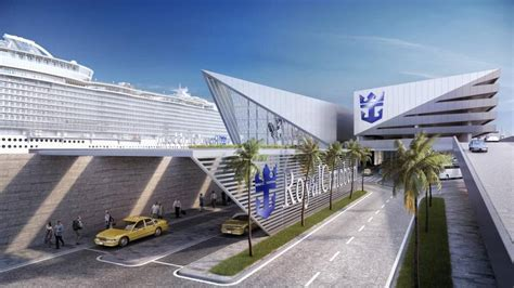 Royal Caribbean Will Build A New Cruise Terminal In Miami | Royal Caribbean Blog