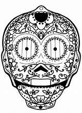 Skull Sugar Coloring Wars Star 3po Craft Printable C3po Colors Pop Makes Looks Amazing sketch template