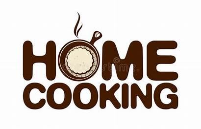 Cooking Icon Banner Royalty Pan Brown Illustration