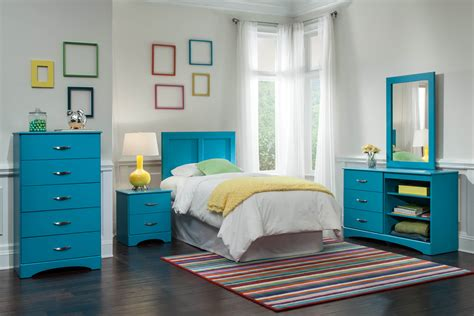 Youth Furniture Bedroom Sets by Kith Turquoise Youth Bedroom Set Bedroom Sets