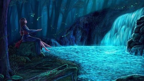 Medieval Irish Music - Riverfall Magic - YouTube