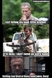 Funny Walking Dead Daryl Memes