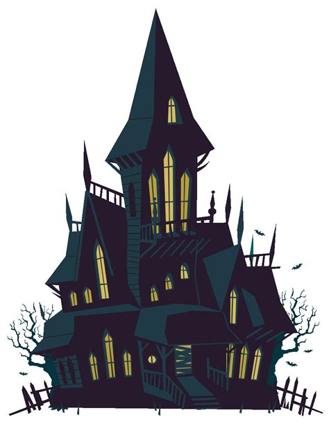 library  hunted house picture transparent stock png