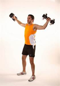 lateral raise with dumbells ibodz personal trainer