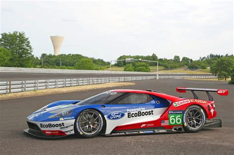 Ford Gt To Make European Racing Debut At Fia Wec