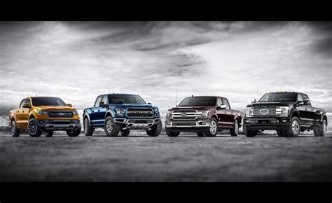 ford previews future full  performance suvs trucks