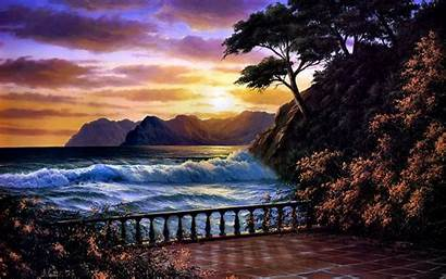 Sunset Artistic
