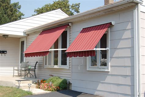 retractable awnings window patio porch awnings aristocrat awnings  home residential