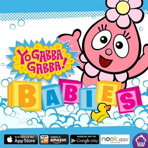 Gabba Babies - 10 images about yo gabba gabba on coloring