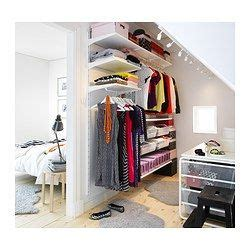 Ankleidezimmer Ikea Algot by Algot Wandschiene B 246 Den Stange Ikea Schlafzimmer