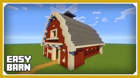 How To Build A Barn House Tutorial (easy