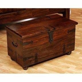 small trunk coffee table foter With small chest coffee table