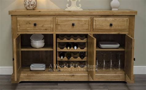 Ideas Of Sideboards With Wine Rack