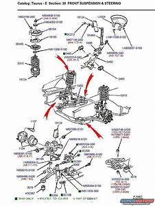 1997 Ford Taurus Steering Picture