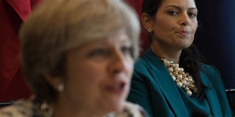 Priti Patel resigns from Cabinet following showdown with ...
