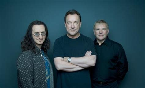 rock band rush  receive allan slaight humanitarian