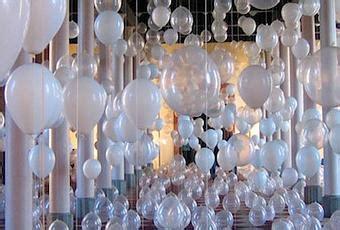 el arte de los globos blancos paperblog