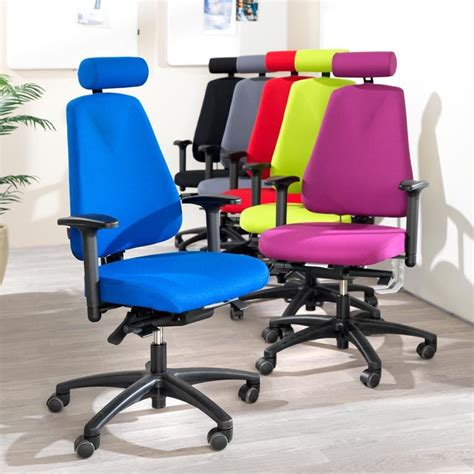 quot ergo quot office chair with free float function aj products