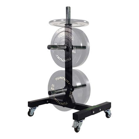 upright bumper plate rack tunturi fitness