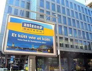 Antenne Bayern Wir Zahlen Ihre Rechnung : valerie weber bekommt abschieds plakat in k ln ~ Themetempest.com Abrechnung