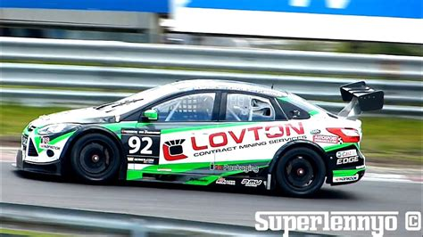 Ford Focus V8 Race Car