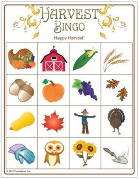 25 best ideas about harvest festivals on 534 | 58fcb6091e3a2b8585bad4451b683058 harvest party games bingo chips
