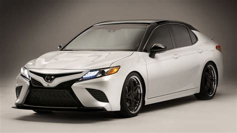 Toyota Camry Hd Picture by 2018 Toyota Camry Trd Edition By Daniel Suarez Hd